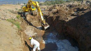 Proyecto para el acueducto de Quebrada de Moreira U$S 55 Millones