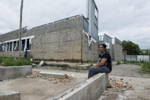 Siguen paralizada la construcción del centro para adictos en La Costanera