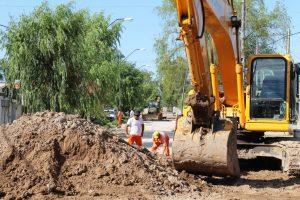 Obras de pavimentación con hormigón y de desagües Santa Fe Capital 2 Ofertas $41 Millones