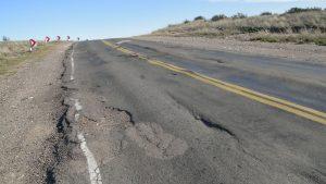Neuhén y Maqui Vial comenzaron la obra de la ruta nacional 151 7Km $55 Millones