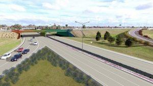 Tercer carril de la Autopista en el tramo Hudson $450 Millones