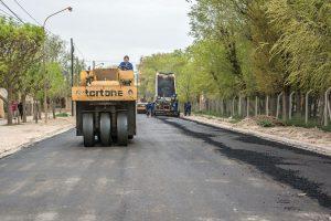 Se licitaron 36 cuadras de pavimento para Patagones