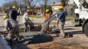 Santa Fe pavimentación y obras complementarias en vías de acceso a escuelas  Los Oferentes