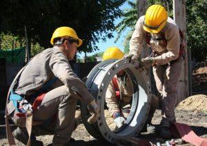 Renovación de Red Secundaria de Agua Gerli – Piñeyro. Partido de Avellaneda $110 Millones 2 Ofertas