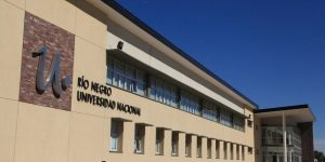 En abril Planobra inicia la obra de la sede Regina de la UNRN $69 Millones