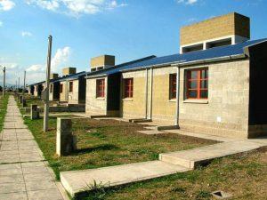 Tres Arroyos licitaron 20 viviendaspor $21 Millones. Dos ofertas