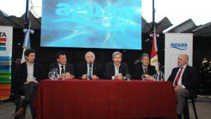 Acueducto San Lorenzo: 8 empresas compiten por la obra – $ 372 millones