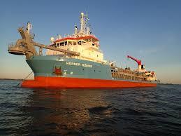 Aprobaron los pliegos para la contratación del dragado de los canales del Río de la Plata
