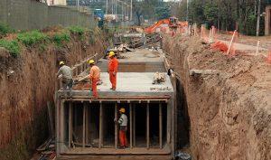 Laprida contrato para la nueva obra de desagües pluviales $38 Millones