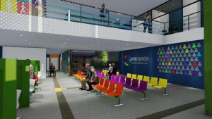 Construcción de la nueva sede del IPRODICH Chaco $32Millones 3 Ofertas