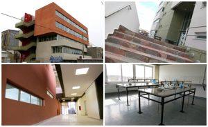 3 propuestas edificación del campus en Paraná $5 Millones