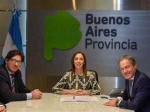 Vidal anuncia un plan de obras viales en la previa de la campaña $ 10.000 millones
