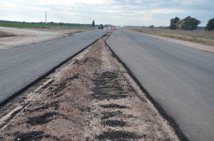 9 empresas oferentes para la pavimentación de un tramo de la ruta provincial 7