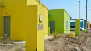 Carmen de Patagones Techo Digno $16 Millones 4 ofertas para finalizar 66 viviendas