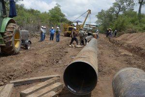 Gasoducto Colonia Libertad hasta Monte Caseros $119 Millones 5 Oferentes