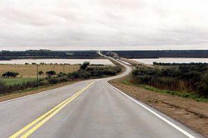 La licitación retrasó inicio de obras en la ruta 35