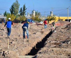 Obras de impulsión cloacal en Villa del Parque y Brisas del Lago 2 Ofertas $3,2 Millones
