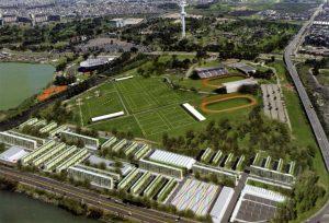PARQUE OLÍMPICO: Adjudicaron a Conorvial $350 Millones