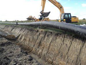 Licitarán obras por U$S80 Millones para finalizar el acueducto Desvío Arijón