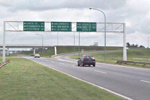 Supercemento quiere volver a administrar la autopista Rosario – Santa Fe