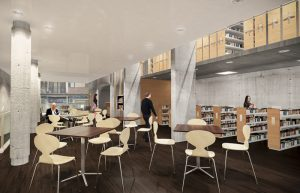 9 Ofertas para Reformar y Ampliar la Biblioteca Argentina $116 Millones