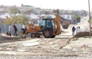 Única Oferta para la construcción de espacios públicos en Bº Ruca Hué de Puerto Madryn $50 Millones