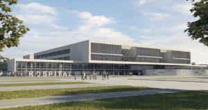Obras del nuevo Hospital Nodal de Rosario $206 Millones 7 Ofertas