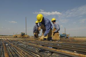 El Gobierno duplicó la ejecución de obras públicas desde enero