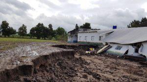 El Gobierno nacional avanza en la reconstrucción de ciudades del sur tucumano afectadas por inundaciones