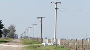 Renovarán redes eléctricas en Las Colonias 2 Ofertas $8 Millones