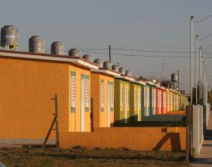 66 viviendas para Luan Toro, Parera e Intendente Alvear 7 Empresas $40 Millones