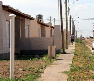Saladillo construcción de viviendas sociales 2 ofertas $7,5 Millones
