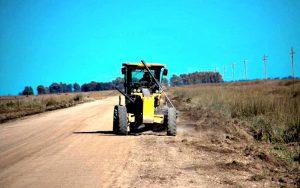 Olavarria Licitaron el mantenimiento de caminos rurales $30 Millones