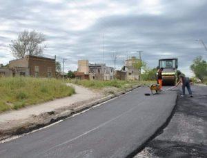 Ingeniería y Arquitectura SRL pavimentara calles en Carmen de Patagones $12 Millones