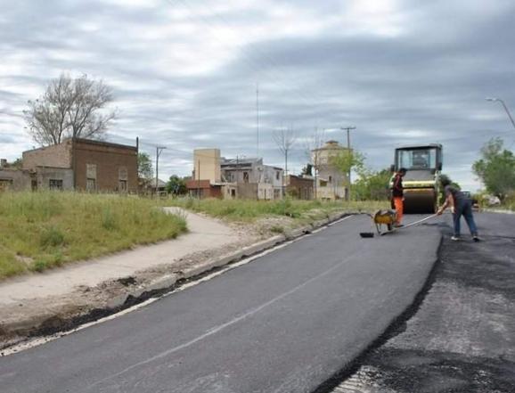 Ingenier A Y Arquitectura Srl Pavimentara Calles En Carmen