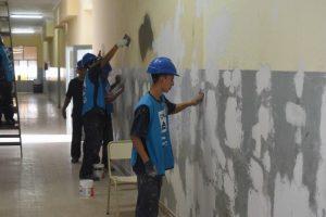 Refacciones generales en la Escuela 48 de Árbol Solo 3 Ofertas $5 Millones
