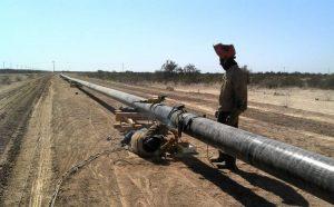 Avances en el Gasoducto Regional Centro II $596 Millones