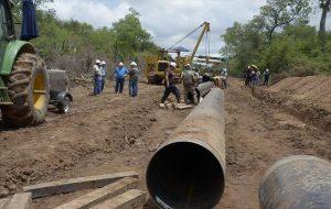 Volverán a licitar las obras del Gasoducto del NEA 125 Km