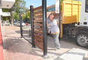 Rosario Adjudican a Metrópoli Publicidad Exterior construcción de garitas $4 Millones