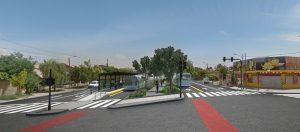 Cerraron en $ 53 millones las primeras obras del Metrobús de Neuquén