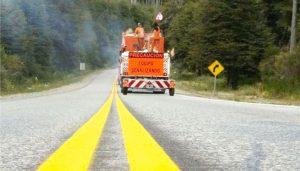 Adjudicación Señalamiento Horizontal Termoplastico Rutas Nacionales Varias $121 Millones