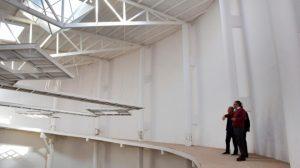 Zoppi Activa el complejo cultural cipoleño $45 Millones