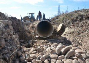 Se cayó la licitación para construir el acueducto ganadero Bowen – Canalejas
