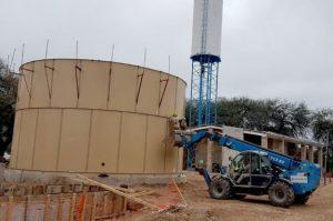 Supercemento-Esuco finalizarían en diciembre obras del Acueducto de El Impenetrable $315 Millones
