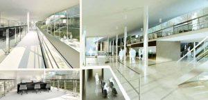 Emaco ejecutará la Remodelación centro quirúrgico pabellón Cobo y obras varias en el hospital Rivadavia $82 Millones
