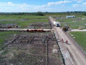 Movimiento de suelo y apertura de calles para 71 viviendas en Comodoro Rivadavia 4 Ofertas $2 Millones