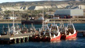 Proyectan ampliar el muelle pesquero del Storni