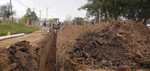Adjudican proyectos ejecutivos del Plan Director de obras de cloacas, desagües pluviales y agua potable – La Pampa