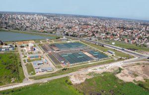 Adjudican la ampliación de la Planta Potabilizadora General Belgrano $2938 Millones
