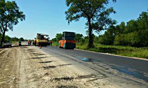 Rovella Carranza avanza el tramo final de 15 kilómetros en la reconstrucción total de la ruta 2